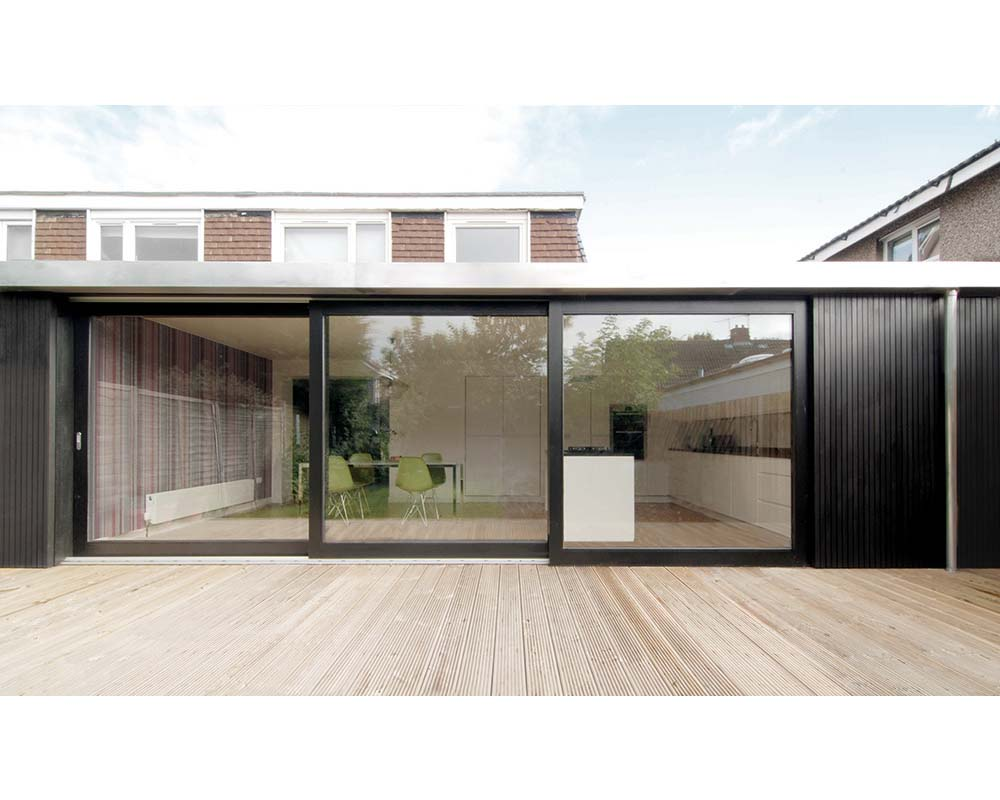 House Extension by Sutherland & Co. Architects East Lothian