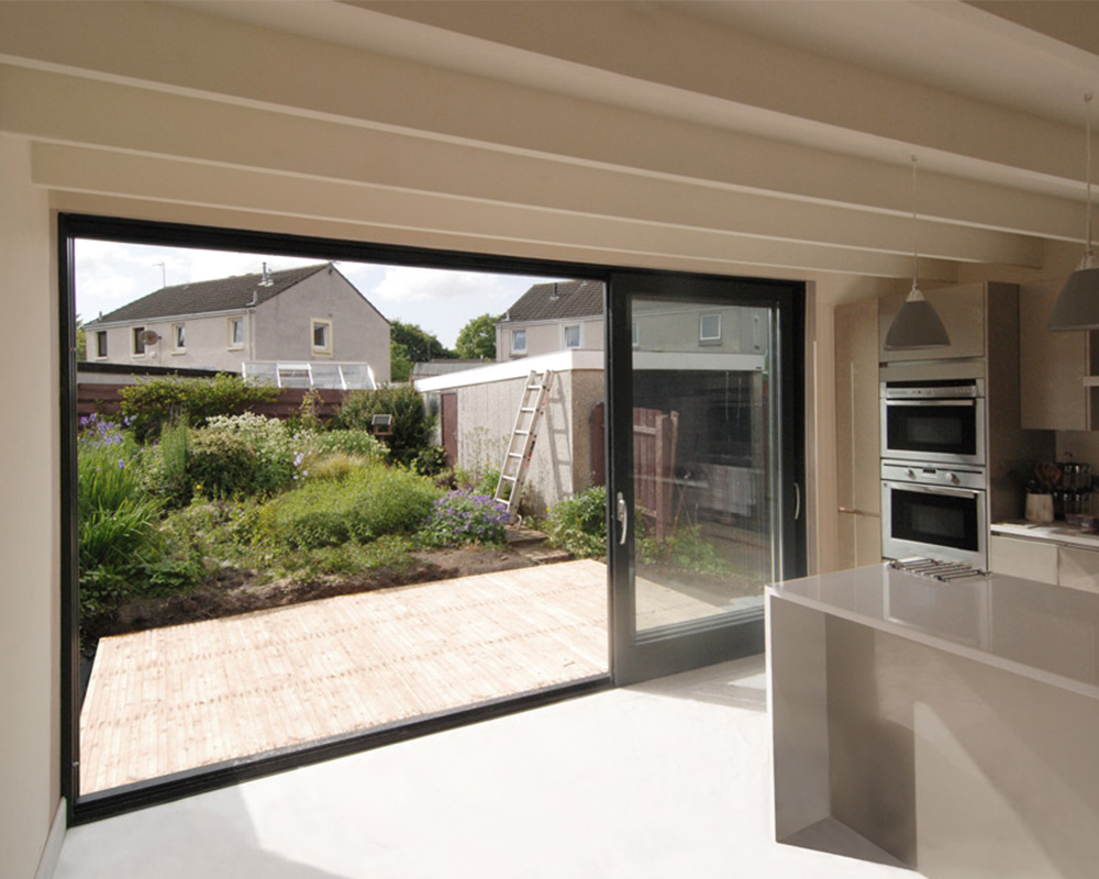 Acredales - House Extension in East Lothian