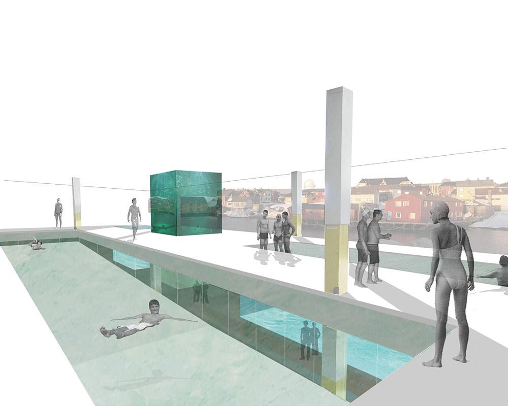 Urban regeneration plan - Vardø, Norway