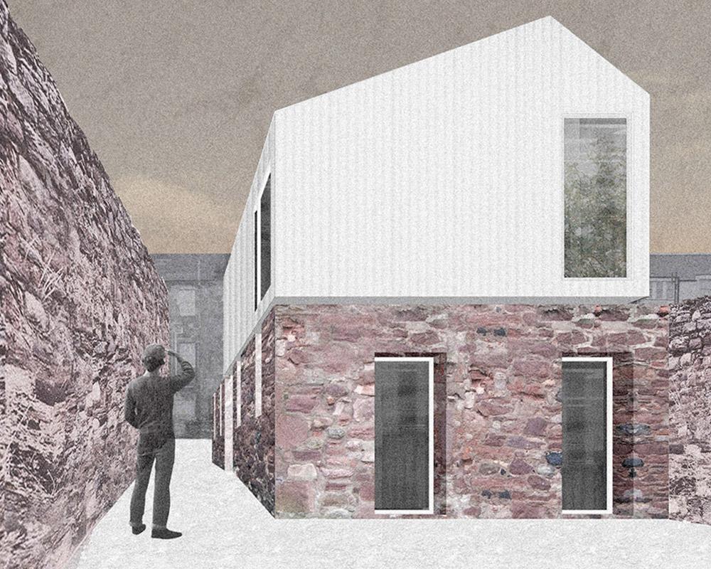 house - dunbar, east lothian