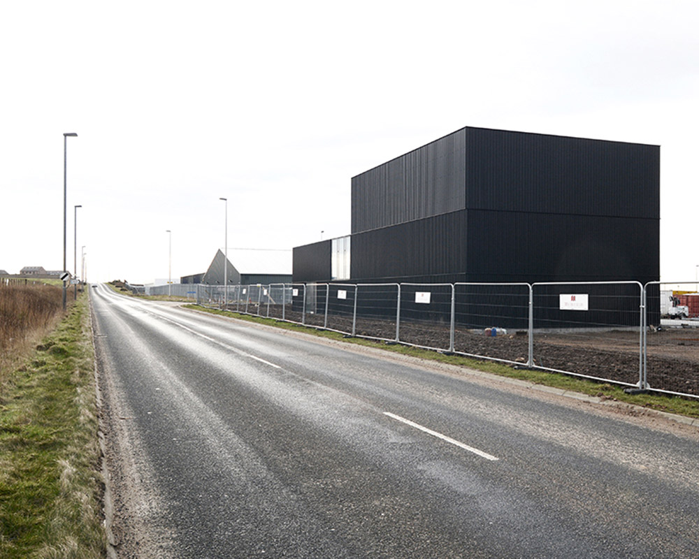SengS: New Headquarters Building, Aberdeenshire