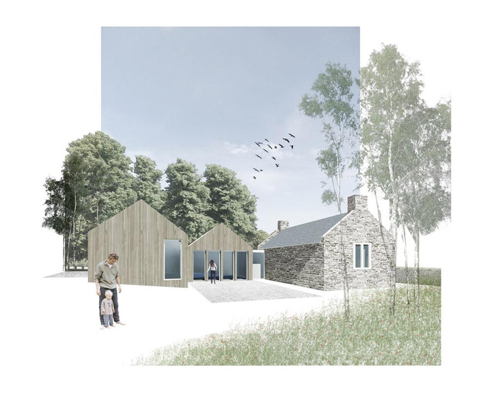 new family house - east lothian